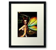 Love Pixie #1 Framed Print