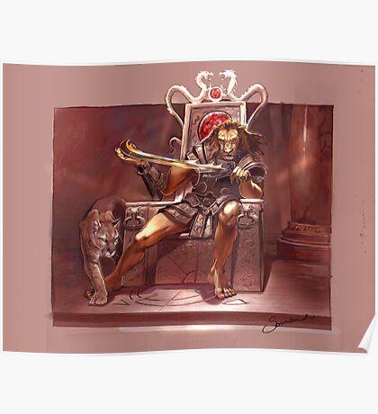 I, King - Cover Art Poster