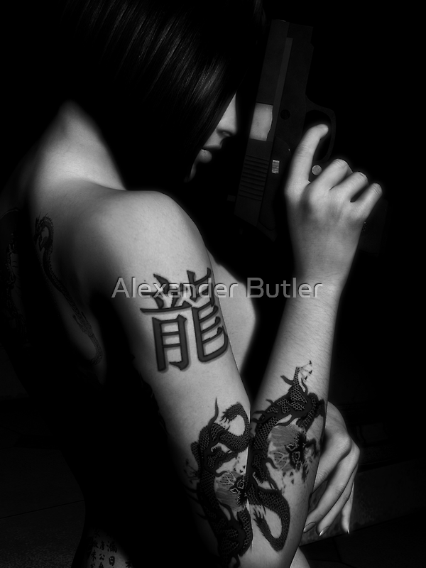 Dangerous Beauty by Alexander Butler