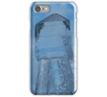 Ice Pillar and the Lonely Tree iPhone Case/Skin