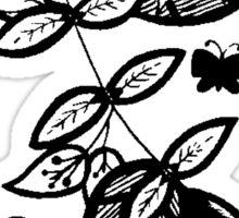 Too Flower Sticker