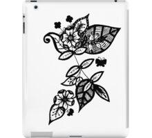 Too Flower iPad Case/Skin