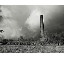 Stone Factory by Wouter Brandsma