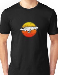 Space Eagle 1 Transporter 1999 Dive Dark Unisex T-Shirt