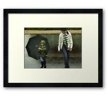 Singin in the Rain Framed Print