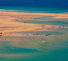 Sotovento Beach by Neil Buchan-Grant