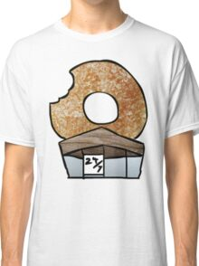 The 'Real' Donut Store. Classic T-Shirt