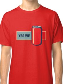 Yes We Can Classic T-Shirt