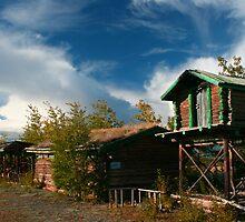 Northern village by zumi