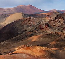 Timanfaya National Park by Neil Buchan-Grant