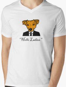 Ralph, The Smooth Operator Mens V-Neck T-Shirt