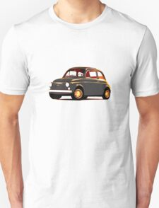 Original Fiat 500: morning glow T-Shirt