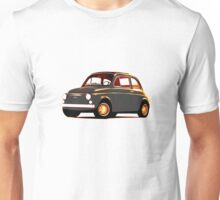 Original Fiat 500: morning glow Unisex T-Shirt