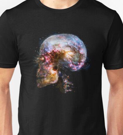 Skull Space Unisex T-Shirt