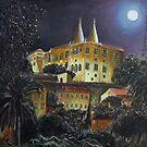 Palácio da Vila à noite  (Sintra , Portugal) by josevictor