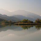 Lake Toblino by Neil Buchan-Grant