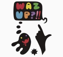 waz up holmes?  by Andi Bird
