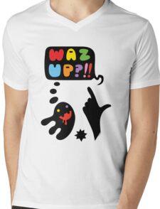 waz up holmes?  Mens V-Neck T-Shirt
