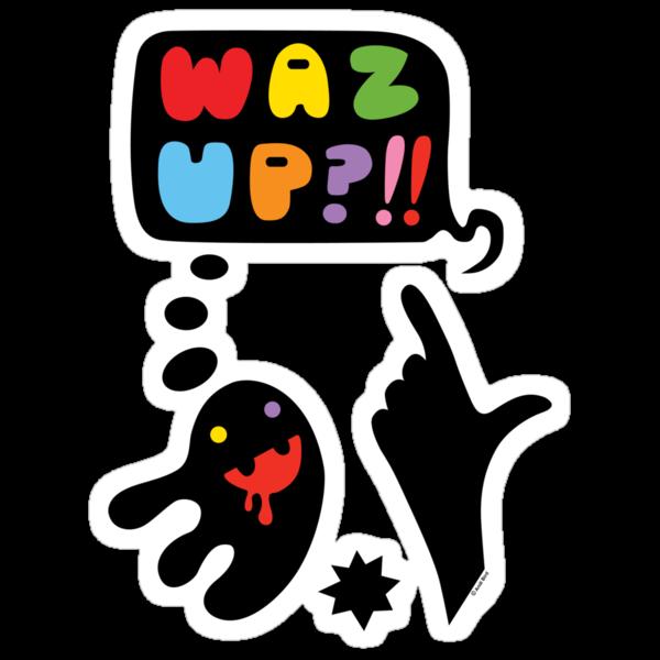 waz up holmes?  by Andi Bird