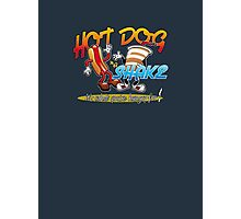 Hot Dog and a Shake - front Photographic Print
