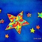 Starry Night by Caroline  Lembke