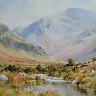 Newlands Valley, Cumbria, England by JoeHush