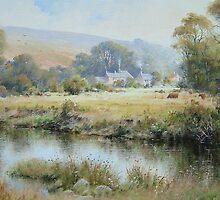Holystone, Northumberland, England by JoeHush