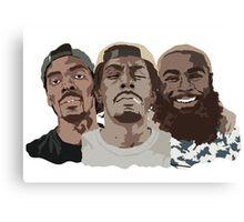 Flatbush ZOMBiES - ART Canvas Print