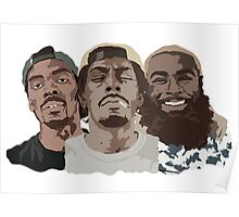 Flatbush ZOMBiES - ART Poster