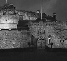 Edinburgh Castle 2009 by Chris Clark