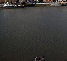 The Thames River, London by Neil Buchan-Grant