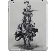 Sir Knight iPad Case/Skin