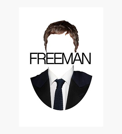 Martin Freeman Photographic Print