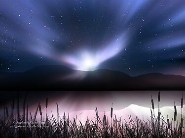 Dawn Dreamscape by Stephanie Rachel Seely