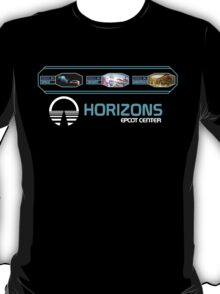 Horizons EPCOT Center T-Shirt
