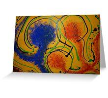 Sprung - By Annie Warhol Greeting Card