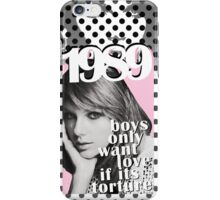 Taylor Swift 80's Inspired Blank Space Phone Case iPhone Case/Skin