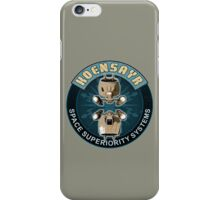 Koensayr Space Superiority Fighter - Back iPhone Case/Skin