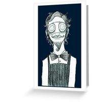 The Mad Scientist Greeting Card