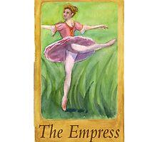 Ballet Tarot Cards: The Empress by Julia Tyler