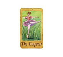 Ballet Tarot Cards: The Empress Photographic Print