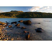 Mt Tarawera Photographic Print