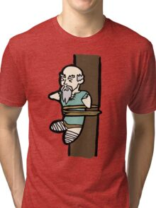 The Feisty One Tri-blend T-Shirt