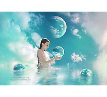 Gaia's Torment Photographic Print