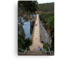 Cataract Dam #3 Canvas Print