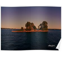 Isolation-Thousand Islands Poster