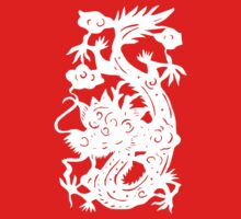 Chinese Dragon For Year Of The Dragon Dark by ChineseZodiac