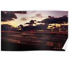 Kincardine Sunset Poster