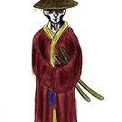 samurai by PieterDC