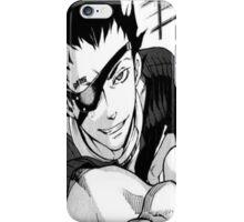 Deadman Wonderland - Crow iPhone Case/Skin
